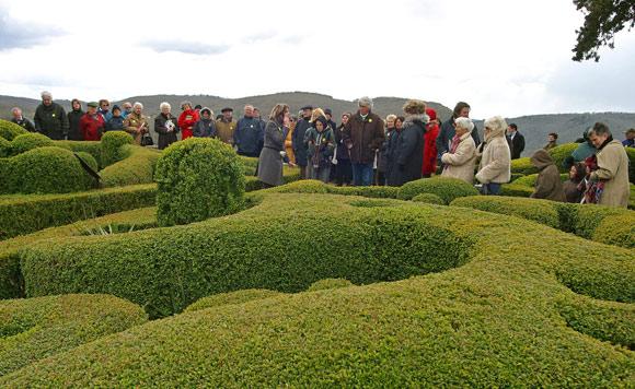 visites groupes Jardins suspendus de Marqueyssac Vézac Perigord Dordogne