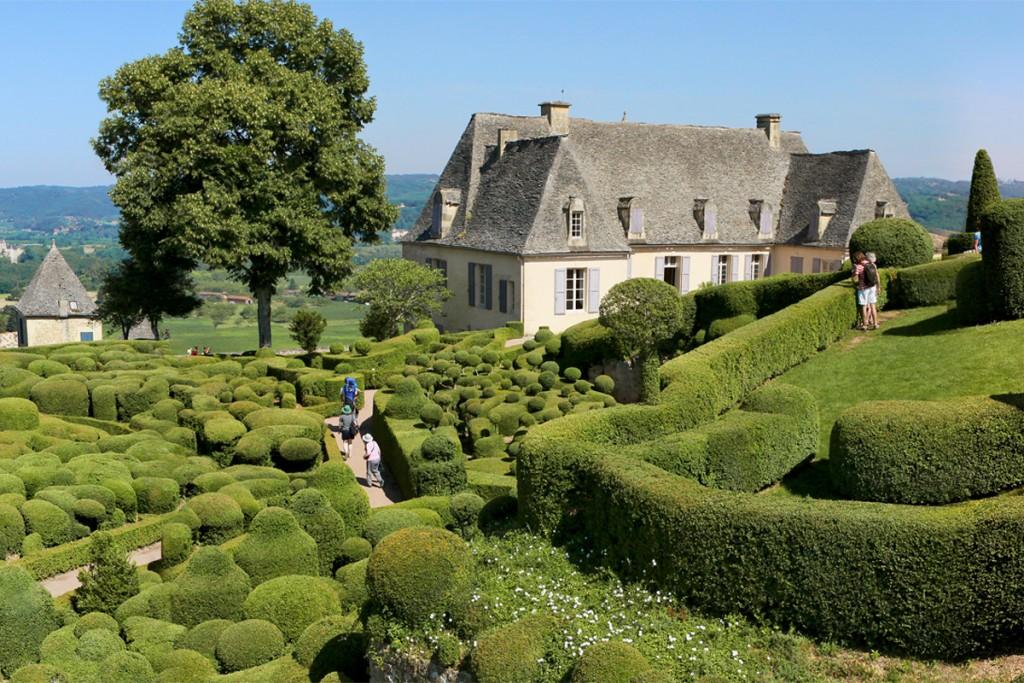 Jardins suspendus de Marqueyssac Vézac Perigord Dordogne