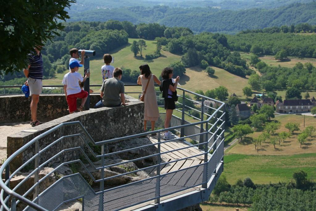 Belvédère Dordogne Jardins suspendus de Marqueyssac Vézac Perigord Dordogne